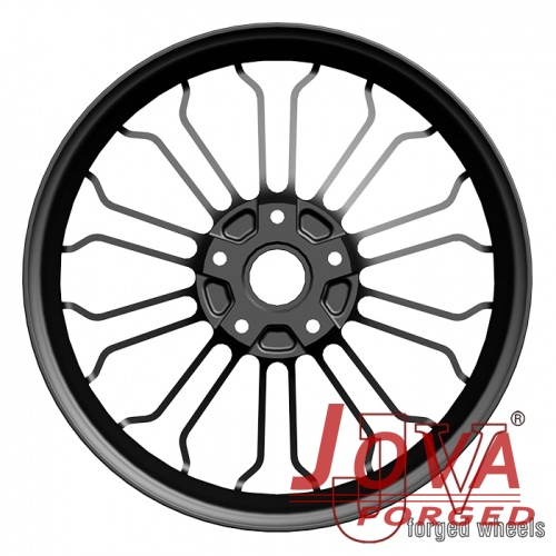 performance alloy wheels custom chrome and black rims