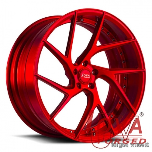 red sport wheels for maserati