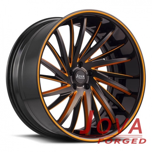 affordable forged wheels rims for bmw 19 inch
