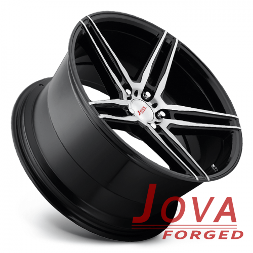 deep concave alloy wheels 5 spoke 17 inch