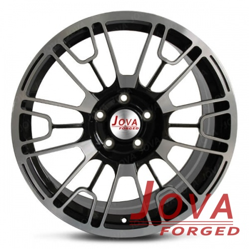 custom built car wheels machine staggered spoke