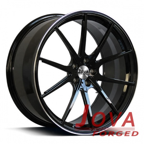 custom high performance wheels machine lips lightest