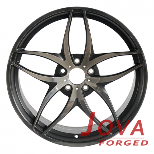lightweight alloy wheels monoblock forged machined affordable