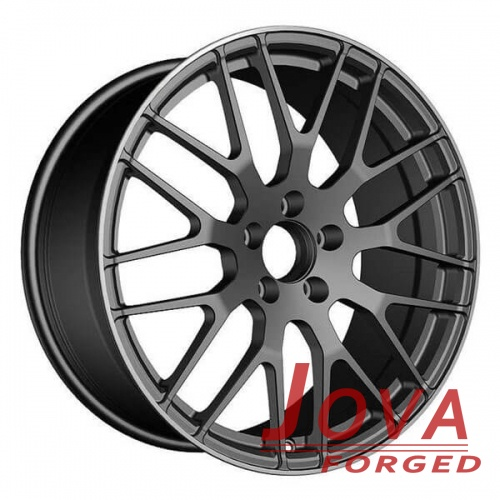 aftermarket amg wheels grey staggered monoblock forged