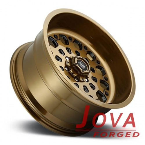 deep lip off road wheels bronze 22x12 22x14