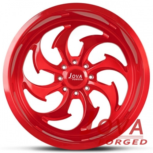 22x10 off road wheels rims red H type