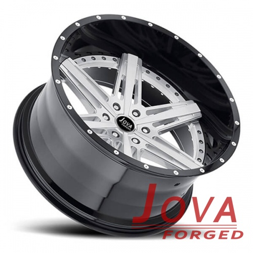 f150 aftermarket wheels off road black and silver