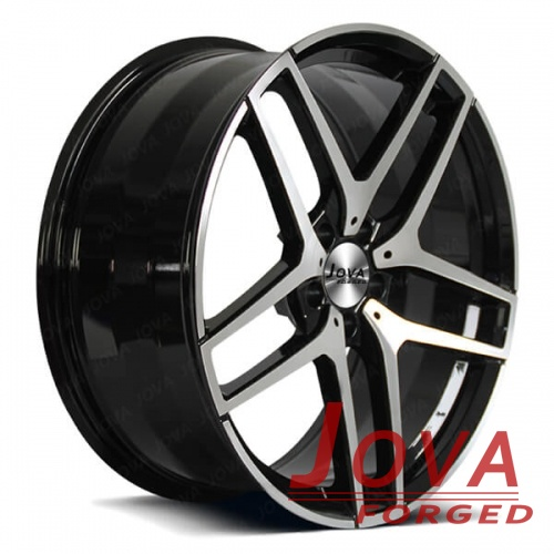 bmw y spoke wheels forged machined face