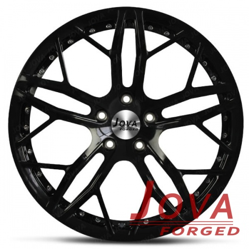 bmw black wheels front 19x8.5 rear 19x9.5
