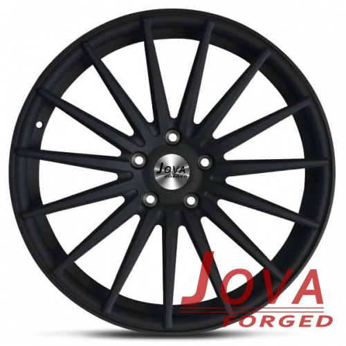 custom wheels for mustang black mutli spoke