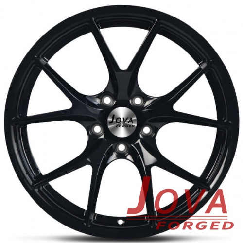 bmw 335i oem wheels black 5 y spoke