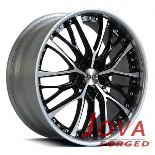bmw 20 inch rims forged staggerd spoke