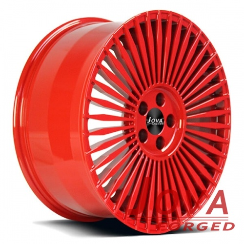oem mustang rims aftermarket red multi spoke