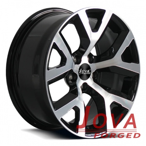 17 inch lexus rims concave black machine face