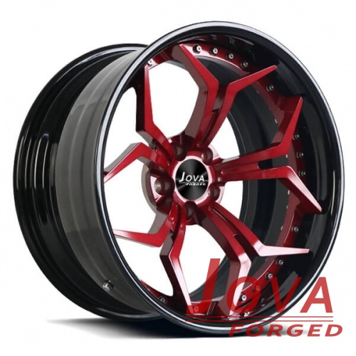 China wheel manufacturer oem concave rims