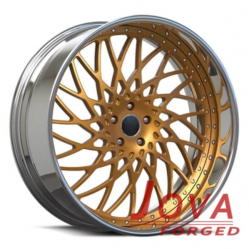 Forged wheels and rims for BMW cars