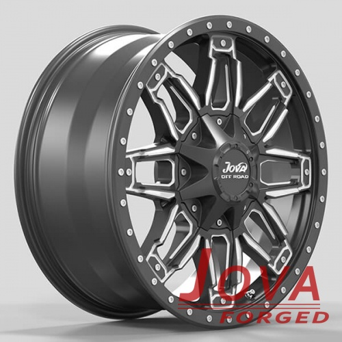 custom forged aluminum off road wheels 4x4 rims