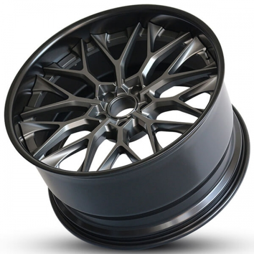 Forged auto wheels 2 piece aftermarket rims model