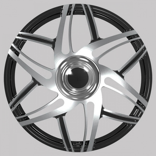 land rover defender wheels black staggered rims