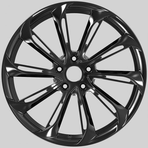 custom rs3 rims forged black rims 19 inch