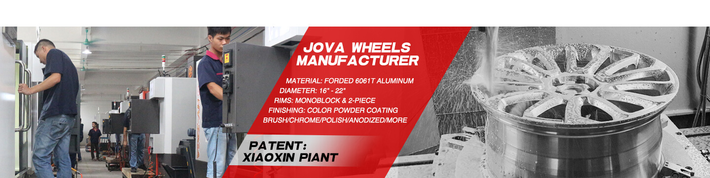 jova forged wheels manufacturers