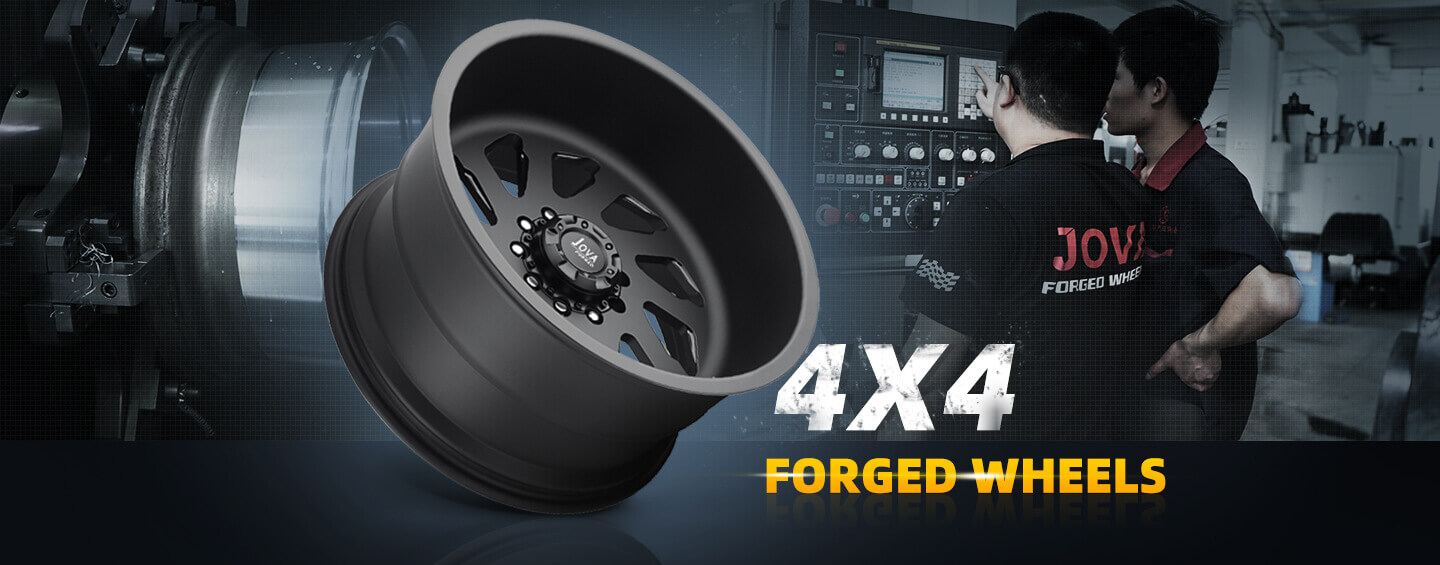 forged 4x4 offroad wheels